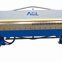 Máy gấp ống gió sử dụng khí nén
