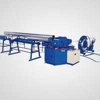 Máy sản xuất ống gió tròn xoắn sử dụng khuôn