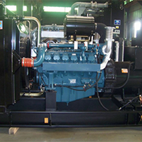 Máy phát điện DOOSAN 680/748KVA