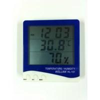 Đồng hồ đo nhiệt độ, độ ẩm HL-101