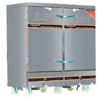 Tủ Cơm  Kết Hợp Ga - Điện OKASU OKA 24K-GD