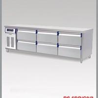 Bàn lạnh KS-BS 6DR/C8/2