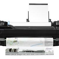 Máy in màu khổ lớn HP DesignJet T120 24-in Printer