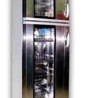 Tủ sấy bát Komasu ZTP388 -6 kính trong