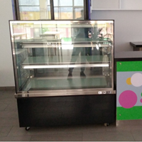 Tủ trưng bày bánh kem kính vuông Berjaya RCS12SB13-2FB
