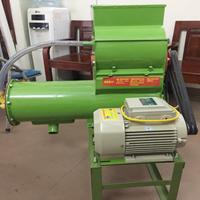 Máy nghiền vắt nghệ liên hoàn sắt NG-250S (motor 3kw)