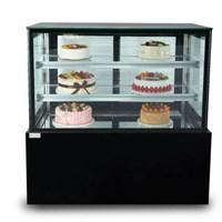 Tủ trưng bày bánh kem vuông ZZ-180 (3 tầng)