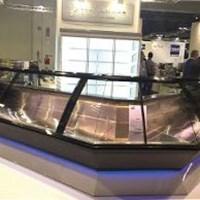 Tủ trưng bày bánh Hisakage DCL-210-3T