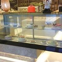 Tủ trưng bày bánh Hisakage DH-1.5