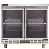 Tủ lạnh cửa kính Hisakage LRVG-90