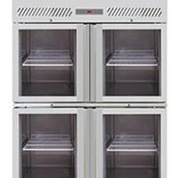 Tủ lạnh cửa kính Hisakage SRVG-140