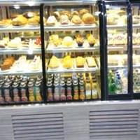 Tủ trưng bày bánh Hisakage DCA-180-3T