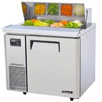 Bàn chuẩn bị mặt salad TurboAir 213L
