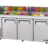 Bàn Salad 3 cửa TURBO AIR KHR18-3