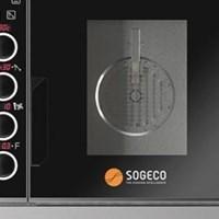 Lò nướng Sogeco 5 khay 5XGN 2/3 – 1/2 D