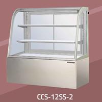 Tủ trưng bày bánh kính cong Okasu CCS-12SS-2