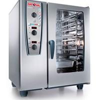 Lò hấp nướng đa năng dùng điện 10 khay GN 1/1, Rational CMP 101