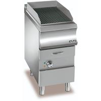 Bếp nướng than bẳng hơi nước dùng điện có chân đứng, AQE477
