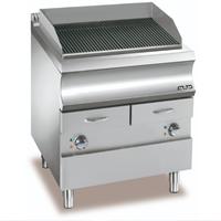 Bếp nướng than bẳng hơi nước dùng điện có chân đứng, AQE777