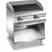 Bếp nướng than gas để có chân đứng, GPLA877G