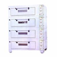 Lò nướng 4 tầng 8 khay TINSO TS-100