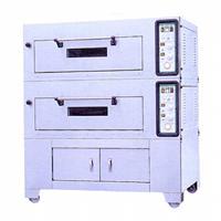 Lò nướng bánh 2 tầng 4 khay TINSO TS-106