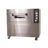 Lò nướng bánh 1 tầng 1 khay TINSO TS-110