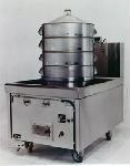 Máy hấp, nấu thực phẩm có quạt thổi VNC-02