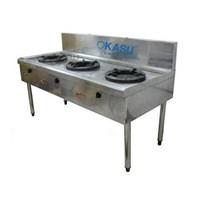 Bếp công nghiệp OKASU OKA-3HX