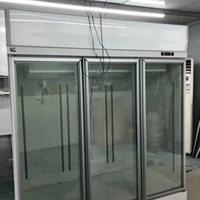 Tủ mát 3 cánh kính OKASU  OKA-04DB