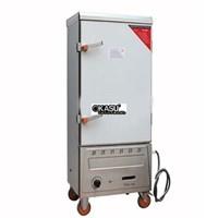 Tủ nấu cơm công nghiệp OKASU OKA-10K (Dùng Gas)