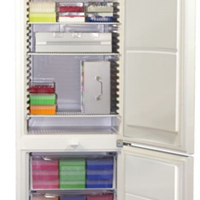 Tủ Lạnh/Tủ Đông Kết Hợp National Lab, ProfiFrost PFU4040KWU, 255/110 lít