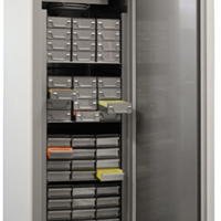 Tủ Lạnh Phòng Thí Nghiệm National Lab 1 - 10 độ C, LabStar Sirius LSSI 7505GEEN, 627 lít