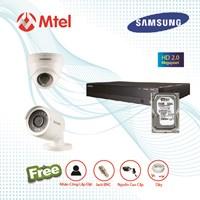 Trọn bộ Camera Samsung 1 mắt Full HD 2.0M HRD-E430LP