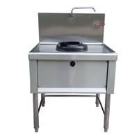 Bếp xào đơn công nghiệp  BX/1H8