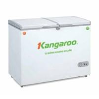 Tủ đông kháng khuẩn 2 ngăn 2 cánh kangaroo KG468C2