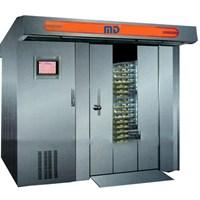 Lò xoay 32 khay điều khiển PLC NFX-60D(Điện)