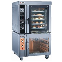 Lò nướng bánh đối lưu 5 khay + Tủ ủ 5 khay NFC-5D+FX-10B Điện