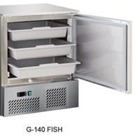 Tủ đông mini G-140 FISH