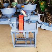 Máy xát gạo 2 tác dụng OKASU OKS-888