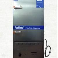 Tủ cơm 12 khay gas điện inox TC120