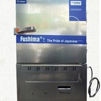 Tủ cơm dùng gas và điện 6 khay YWD-60
