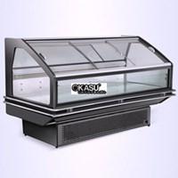 Tủ đông vát làm mát bằng không khí OKSU OKS-SG18PD