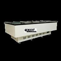 Tủ hải sản đáy phẳng OKASU HD-1600S