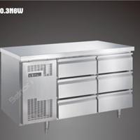 Bàn lạnh 6 ngăn kéo TC0.3N6W