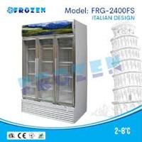 Tủ mát trưng bày trái cây Frozen FRG-2400FS