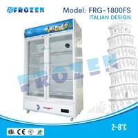 Tủ mát trưng bày nước ngọt  Frozen FRG-1800FS