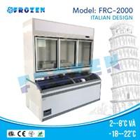 Tủ đông siêu thị Frozen FRC-2000