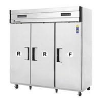 Tủ đông mát 3 cánh 2 mát 1 đông Southwind B190-3RRFS-E (Hàn Quốc)