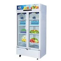 Tủ mát OKASU SKSC-802WG2